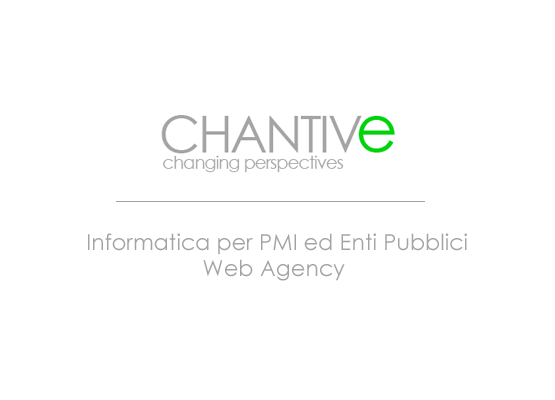 Chantive Logo