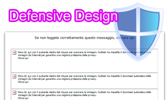 Email Marketing Defensive Design