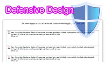 Email Marketing Defensive Design