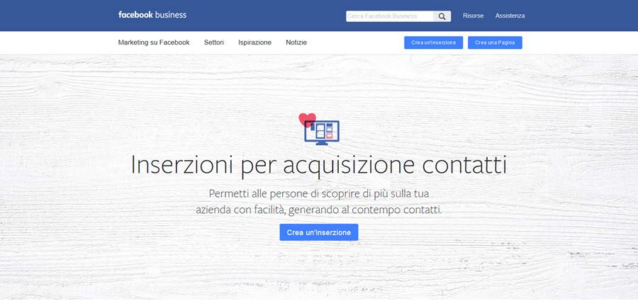 Idee, ispirazioni e case history su Facebook Lead Ads